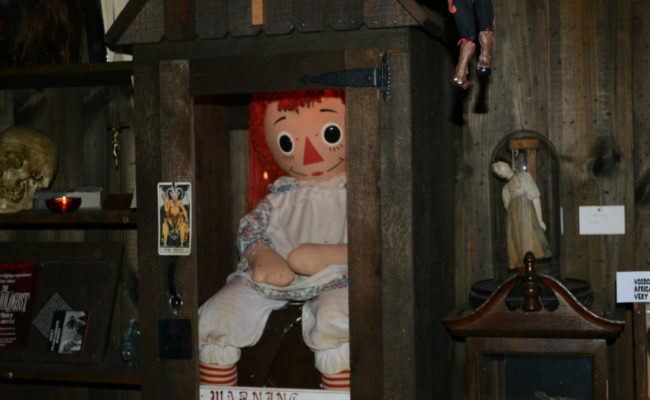 The True Story of Annabelle the Doll 7