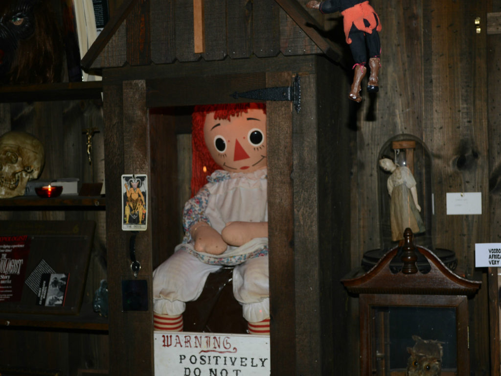 The Conjuring Annabelle Doll Museum Driverlayer Search