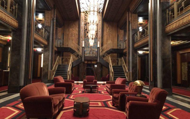 Cecil Hotel Haunted
