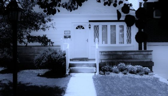 TEd Bundy Home Haunted